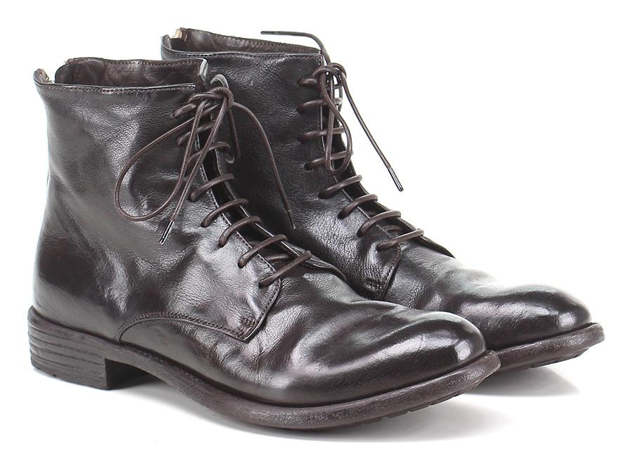 Polacco Ebano Officine Creative Verschleißfeste billige Schuhe