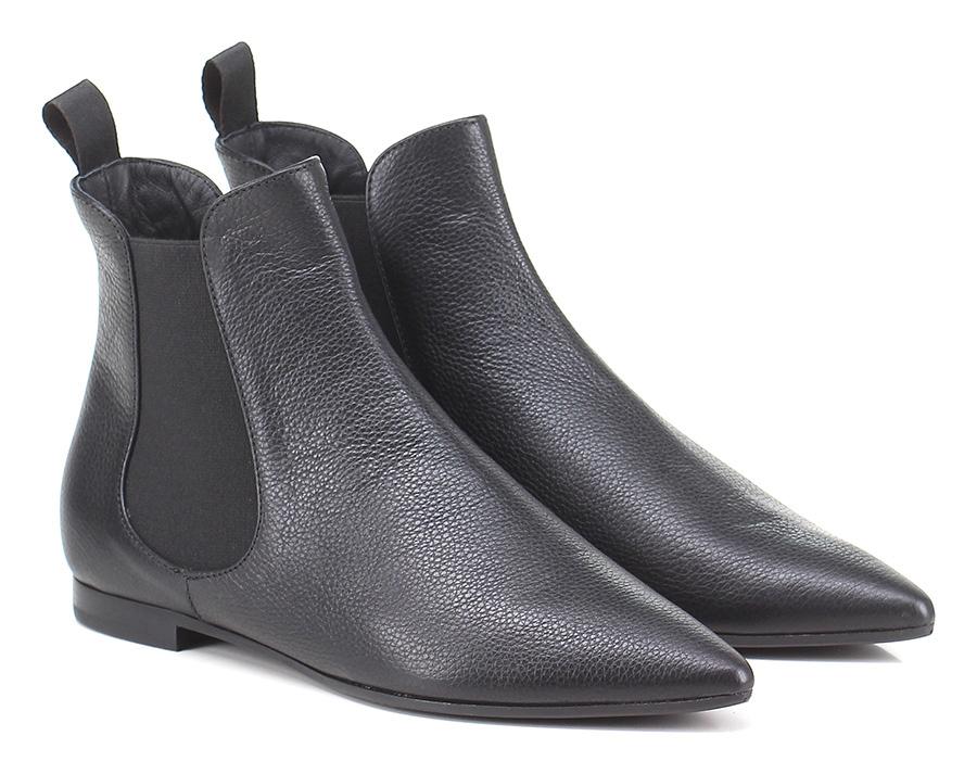 Tronchetto Nero Milano Roberto Festa Milano Nero Mode billige Schuhe f471cb
