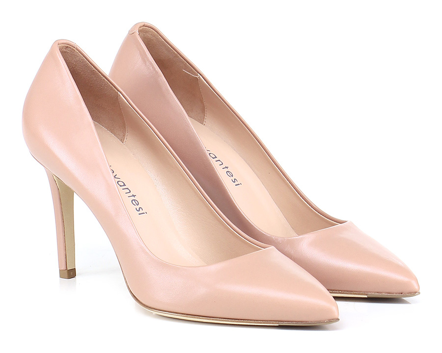 Decolletè Nude Sergio Levantesi Verschleißfeste billige Schuhe