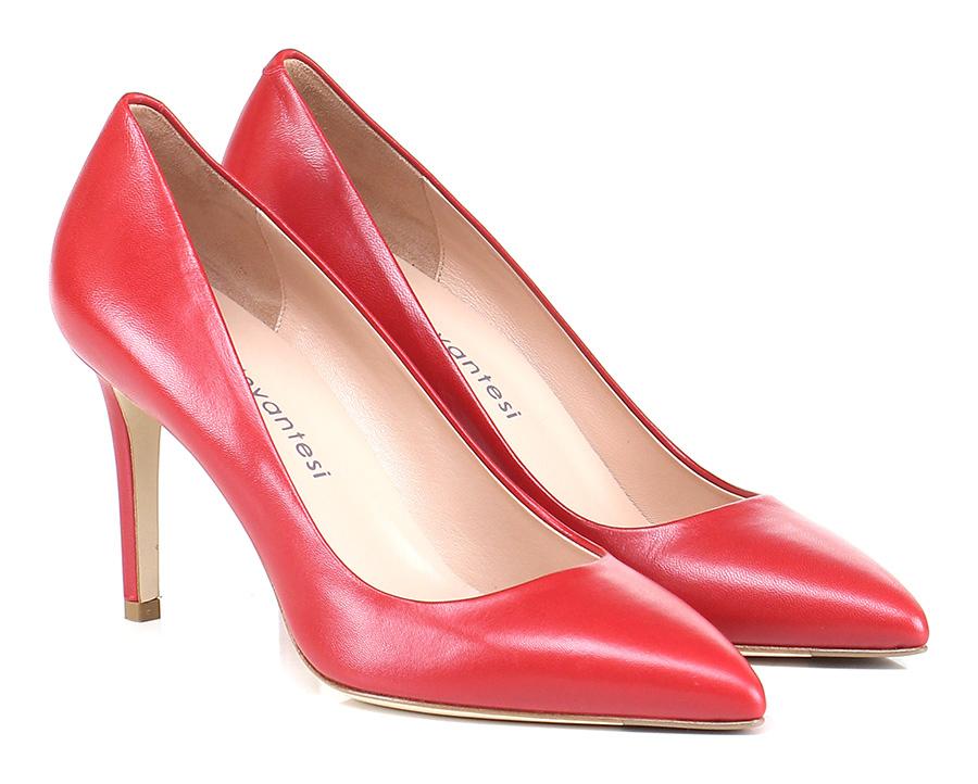 Decolletè Rubino Sergio Levantesi Verschleißfeste billige Schuhe