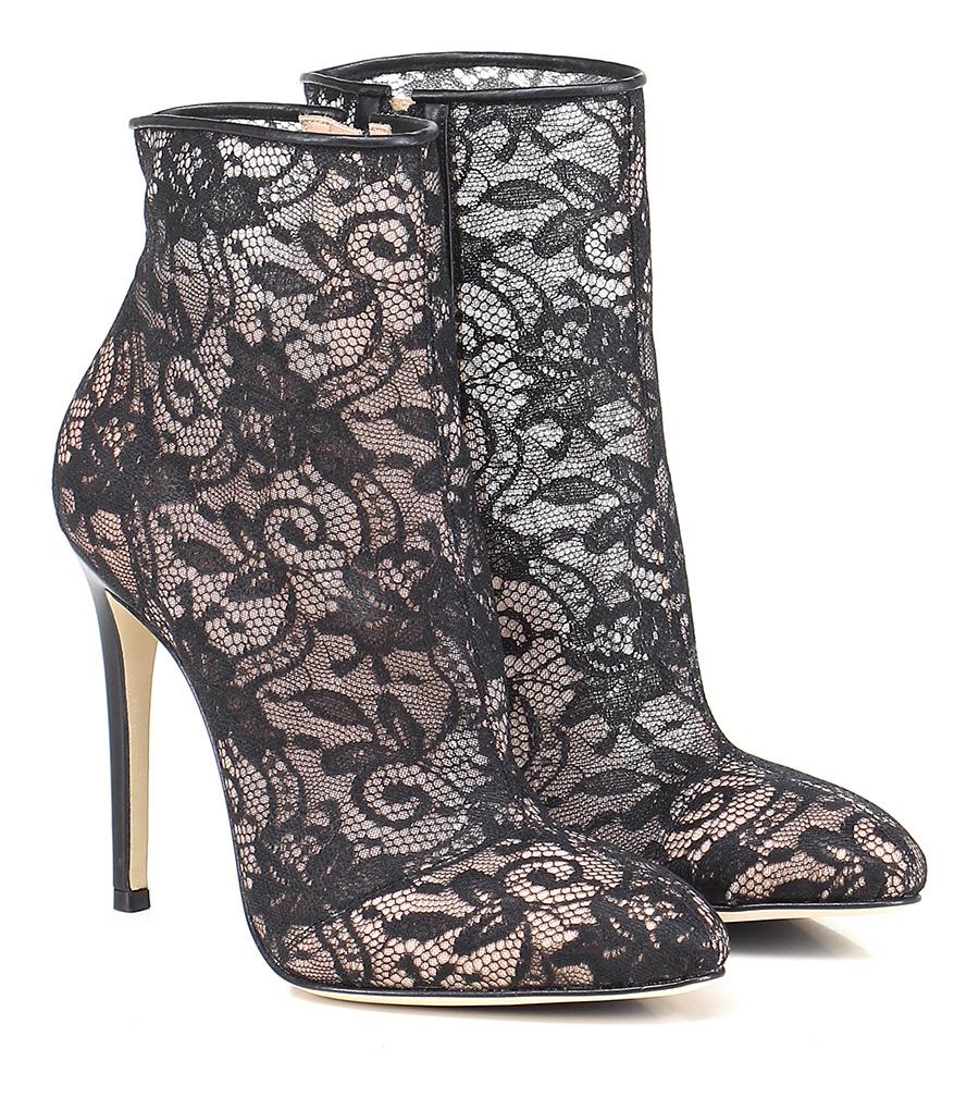 Tronchetto Nero Nero Nero Sergio Levantesi Mode billige Schuhe 62e2a4