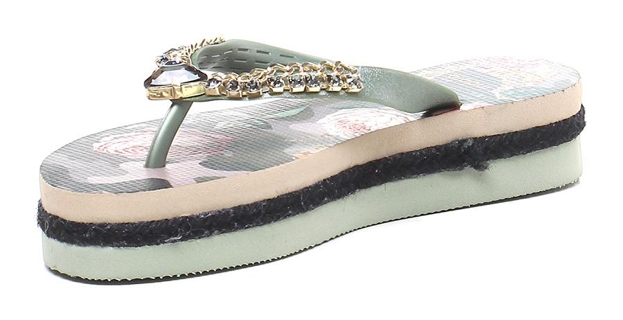 Sandalo basso Mimetico Indaia Verschleißfeste billige Schuhe