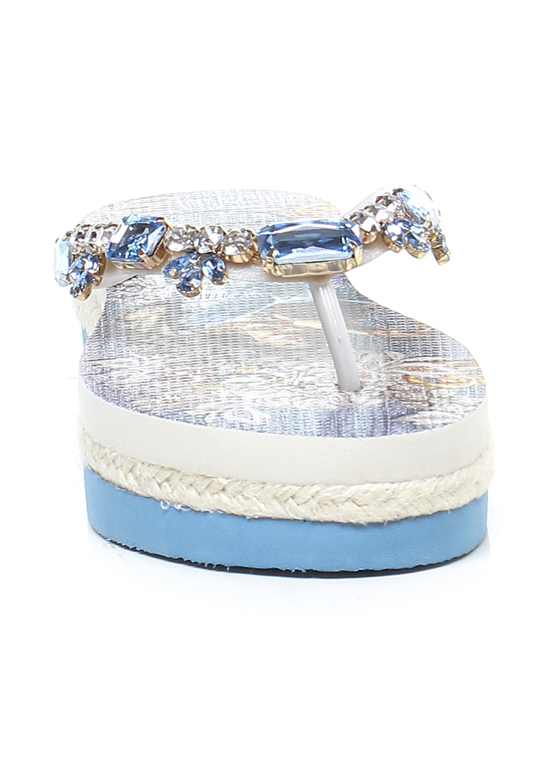 Sandalo basso  Celeste\ghiaccio Celeste\ghiaccio Celeste\ghiaccio Indaia 545a00