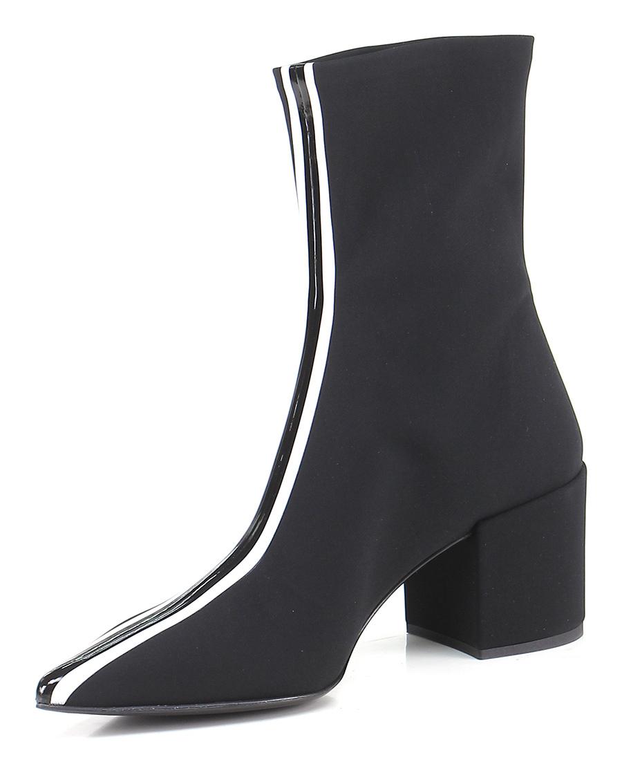 Tronchetto Nero/bianco Elena Iachi Verschleißfeste billige Schuhe