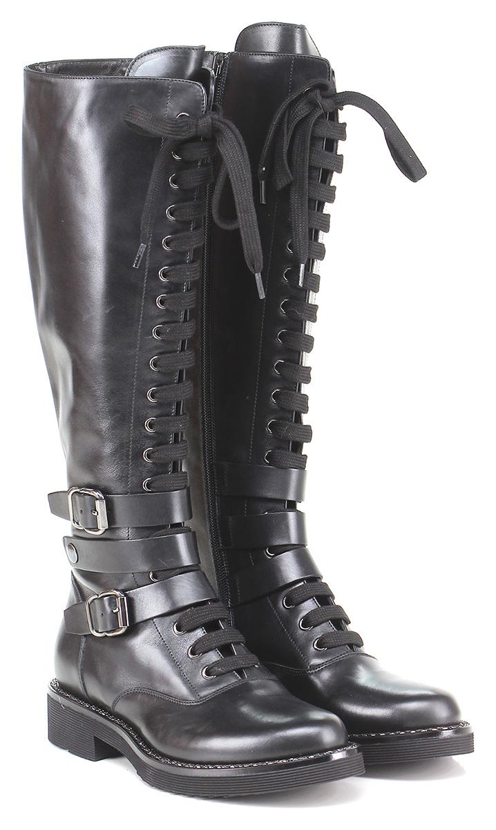 Stivale Nero Laura Bellariva Verschleißfeste billige Schuhe