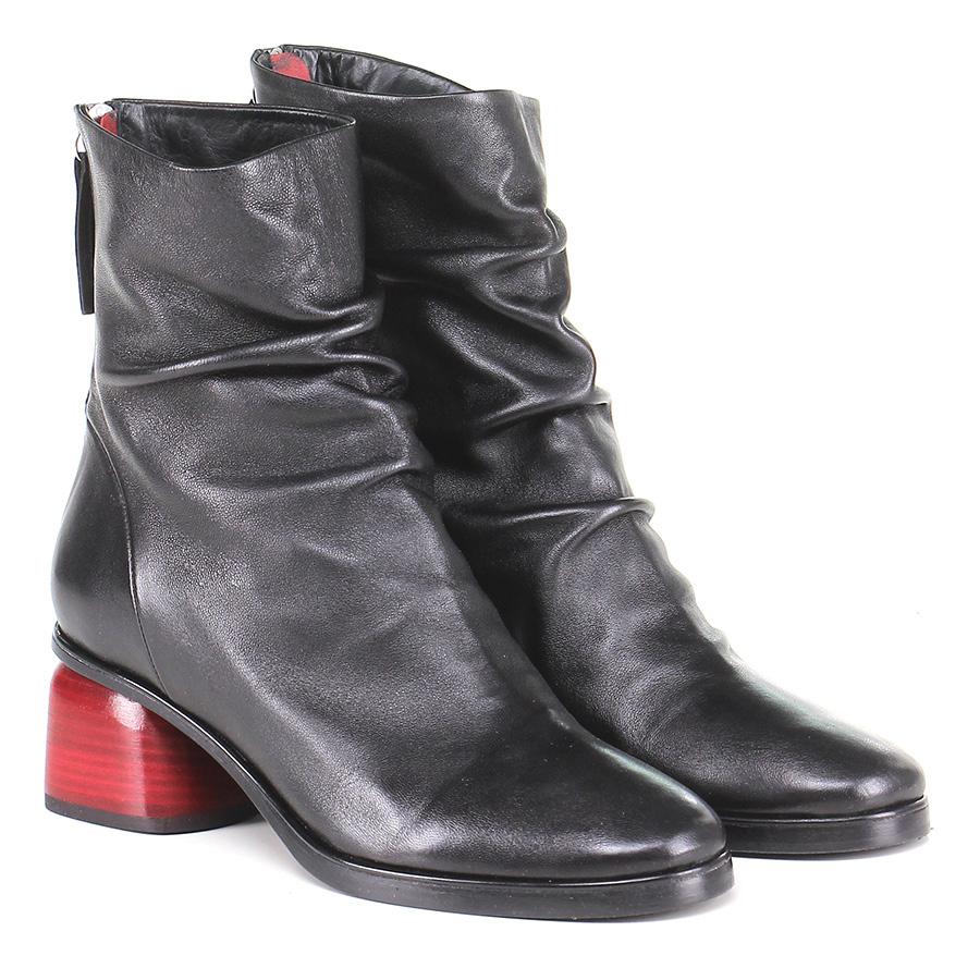 Tronchetto Nero Nero Tronchetto Halmanera Verschleißfeste billige Schuhe 94e197