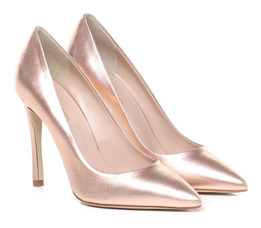Decolletè Salmone Gisele Paris Verschleißfeste billige Schuhe