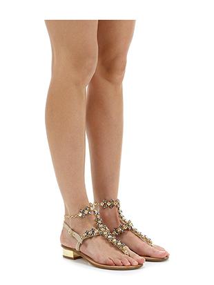 Sandalo donna positano
