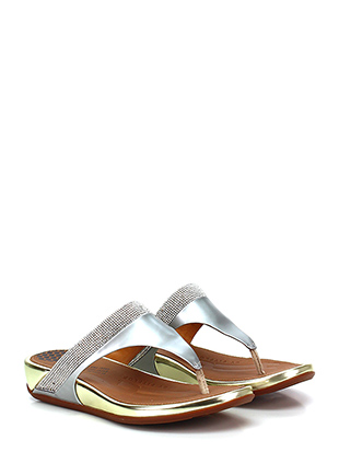 Ff2™ collection by fitflop™low sandal banda™ micro toe