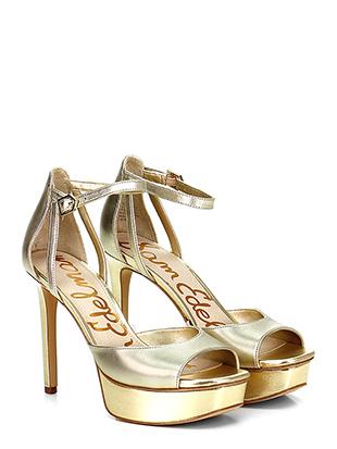 bc0dde65e6d9 Sandalo alto Silver Sam Edelman - Group-Shoes