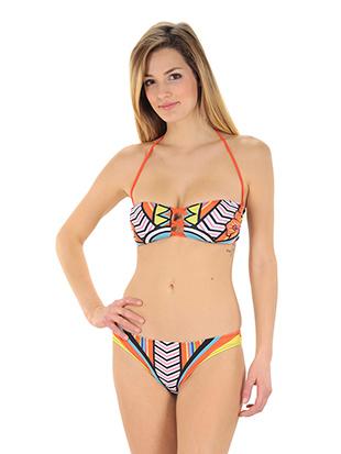Bikini fascia stringhe tucano