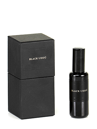 Profumo black uddù 50 ml