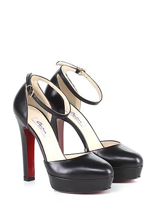 Calzature & Accessori blu scuro con tacco stiletto per donna Bruglia Compras El Precio Barato Envío Sin Pre f1A050