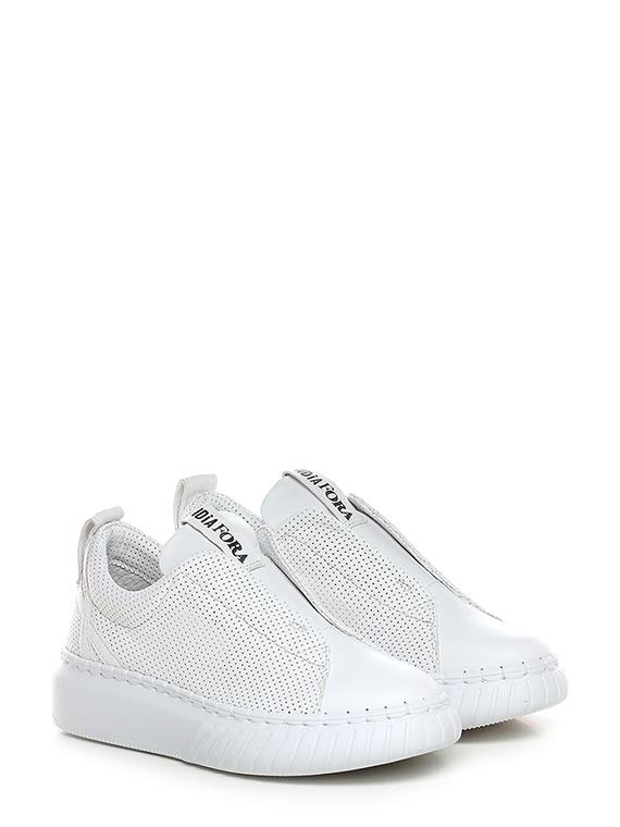 Sneaker Bianco Andia Fora - Le Follie Shop