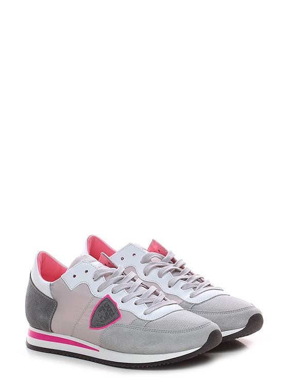 Sneaker Multigrey Philippe Model Paris - Le Follie Shop d226d941121