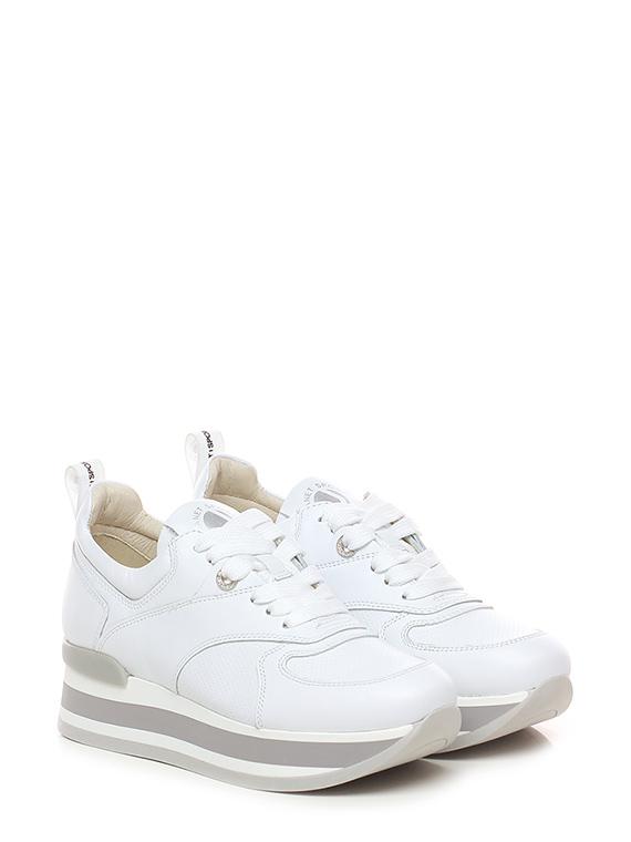 sports shoes 1aefb 719c8 Sneaker Bianco Janet Sport - Le Follie Shop