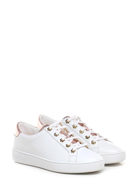 af57d6a04 Sneaker White/rose gold Michael Kors - Le Follie Shop