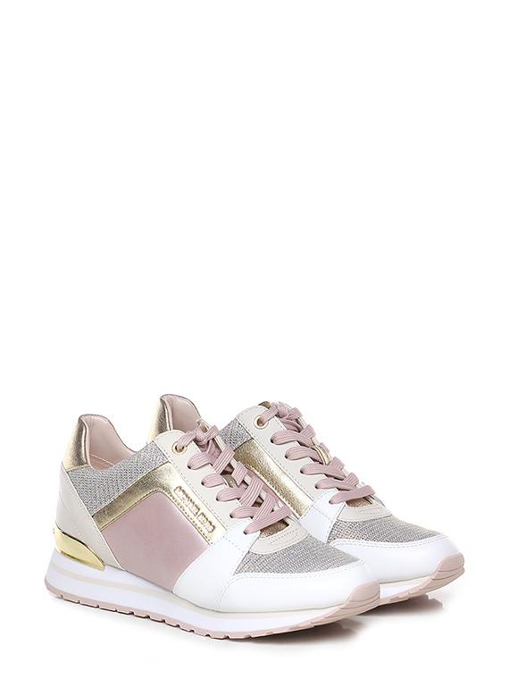 082a0be78 Sneaker Gold/pink/white Michael Kors - Le Follie Shop