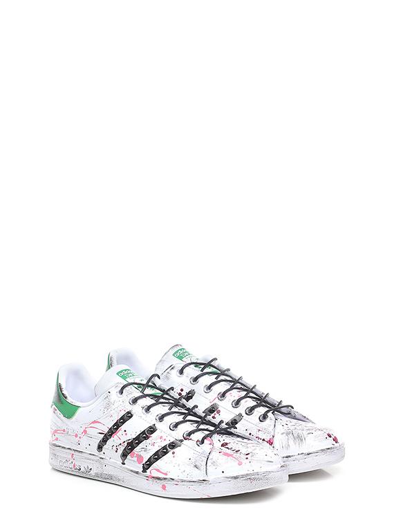 Sneaker old spruzzi