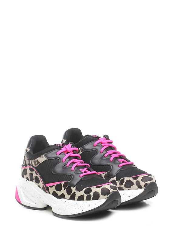 Distribución Pegajoso Escepticismo  Sneaker Nero/leopard Liu.jo - Le Follie Shop