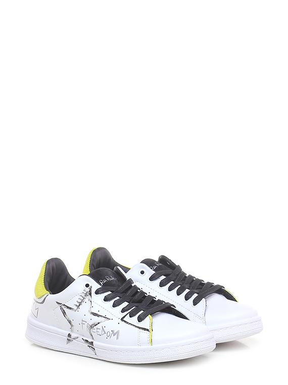 Sneaker daiquiri - stella yellow writer