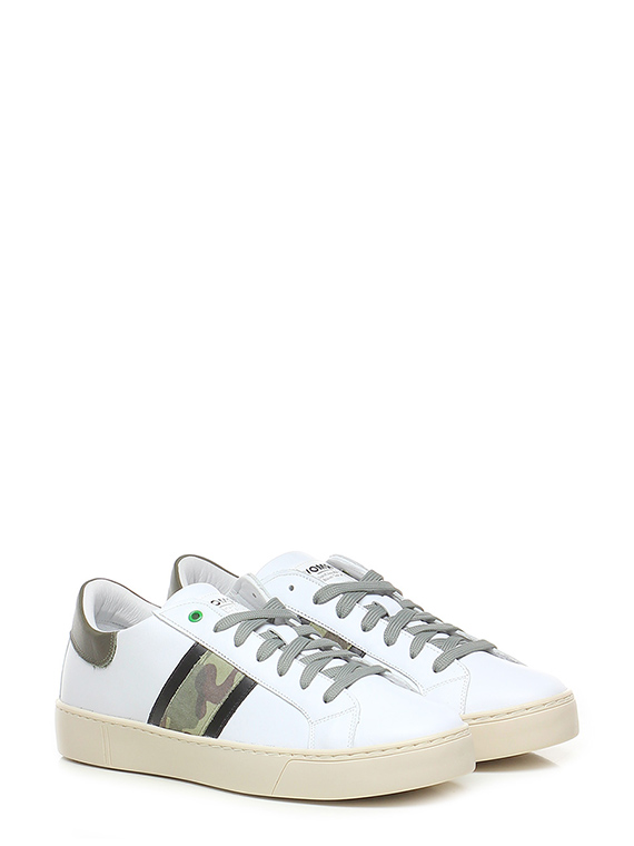 Sneaker kingston white camo