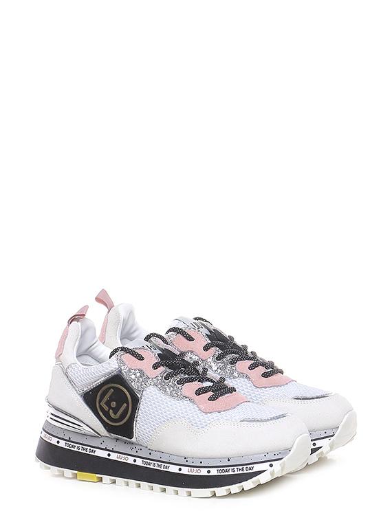 Sneaker Whitepink Liu.jo Le Follie Shop
