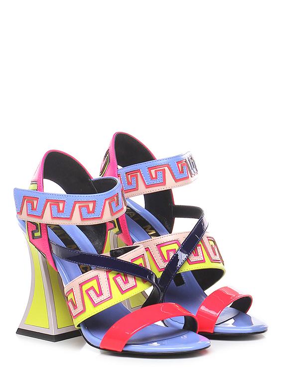Sandali alti Scarpe Donna Primavera Estate 2020 Le