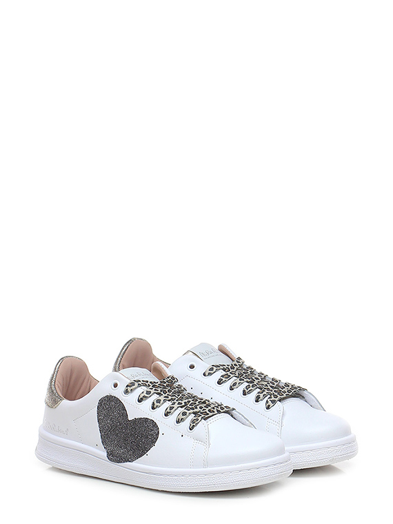 Sneaker daiquiri cuore honey gold