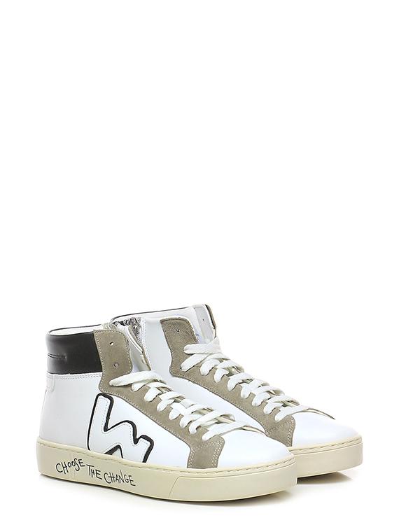 Sneaker bask white sand