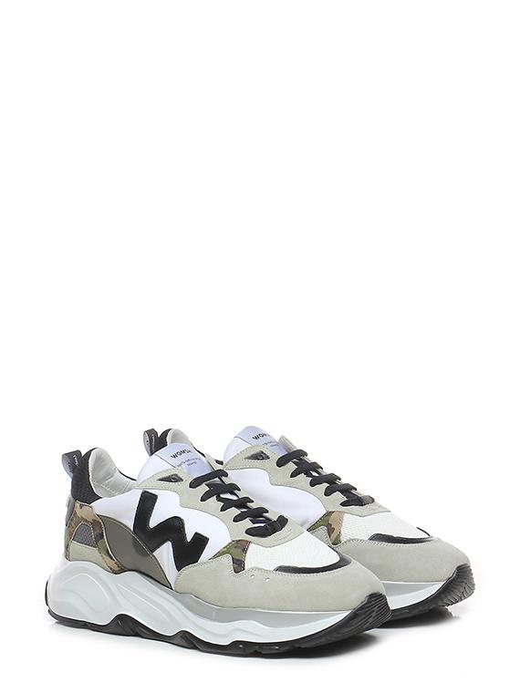 Sneaker futura sand white