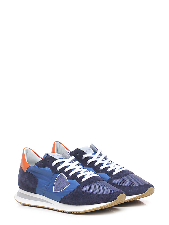 Sneaker trpx low man mondial bluette
