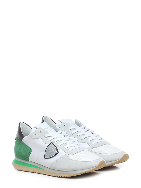 Sneaker trpx low man mondial 70 blanc vert