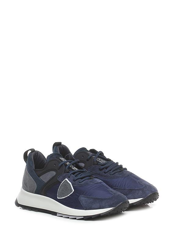 Sneaker royale low man mondial bleu