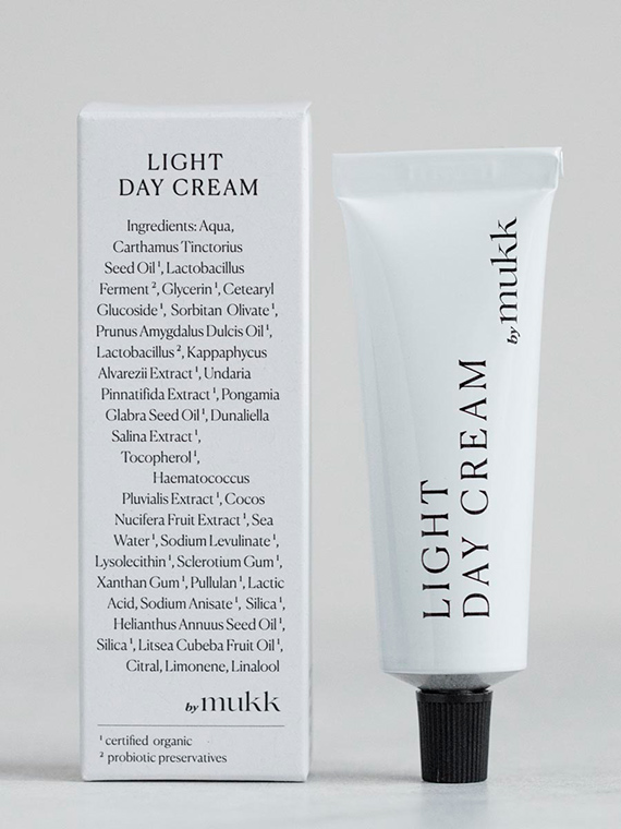 Light face cream 30ml
