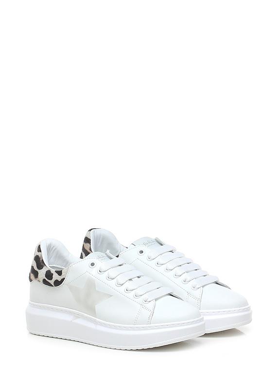 Sneaker angel stella leopard