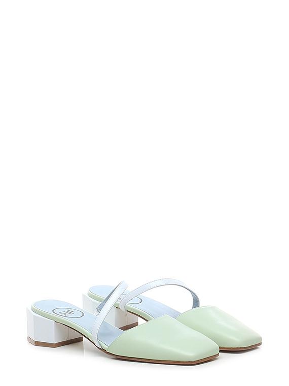 Scarpa con tacco marcelle