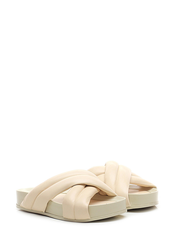 Sandalo basso marshmallow