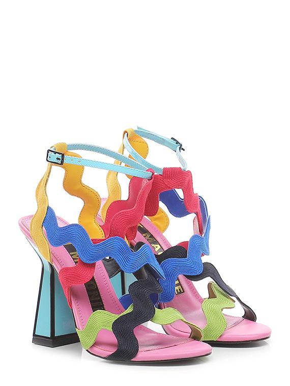 Sandalo alto jihan