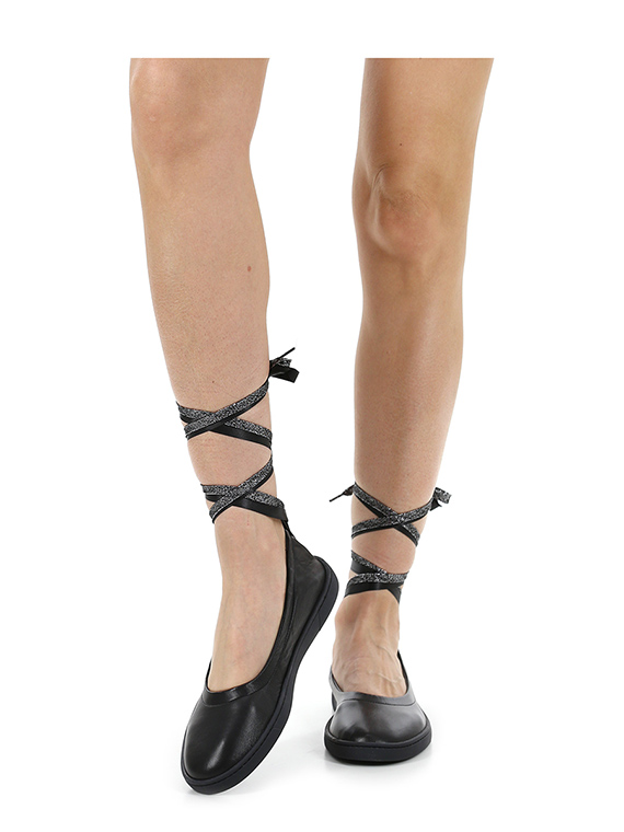 Scarpa bassa ballerina a 14