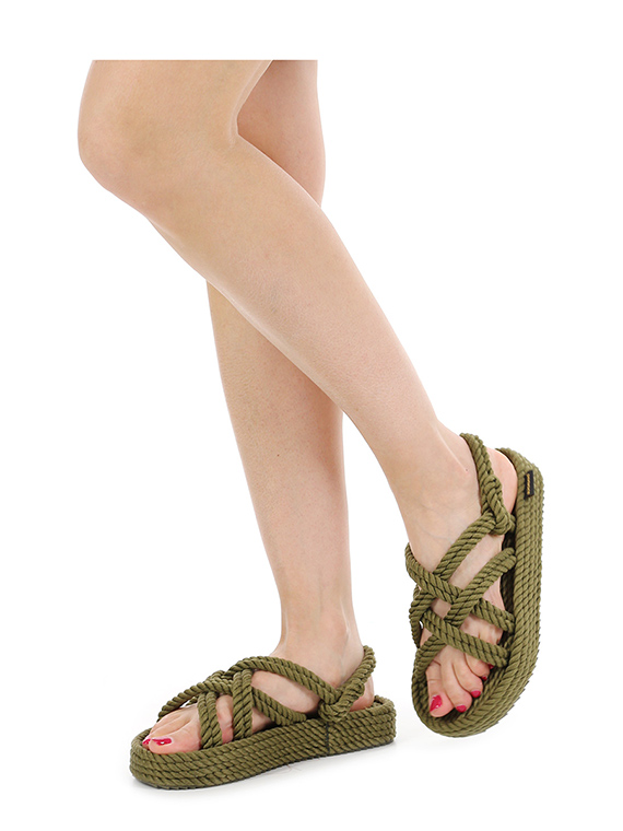 Sandalo basso bodrum