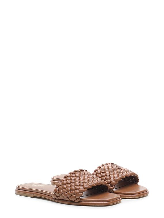 Sandalo basso amelia flat