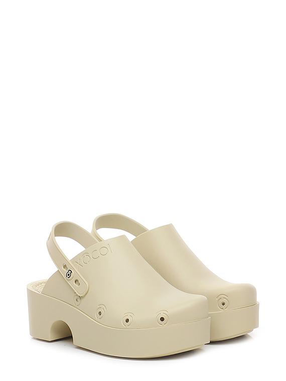 Sandalo basso clogs