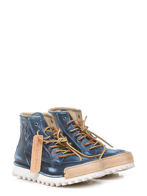 Sneaker uomo bng real shoes