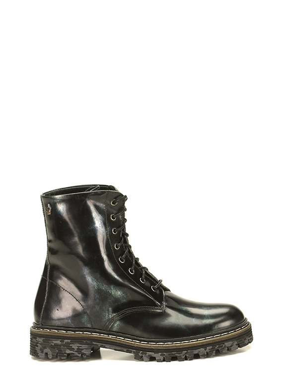 release date 481f1 63c7f Low boots Antracite Catarina Martins - Le Follie Shop