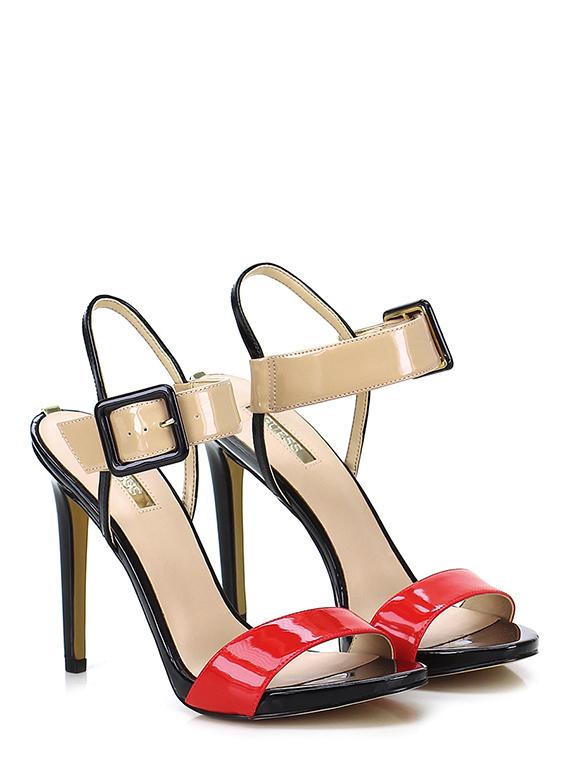 High sandal Nudered Guess Le Follie Shop