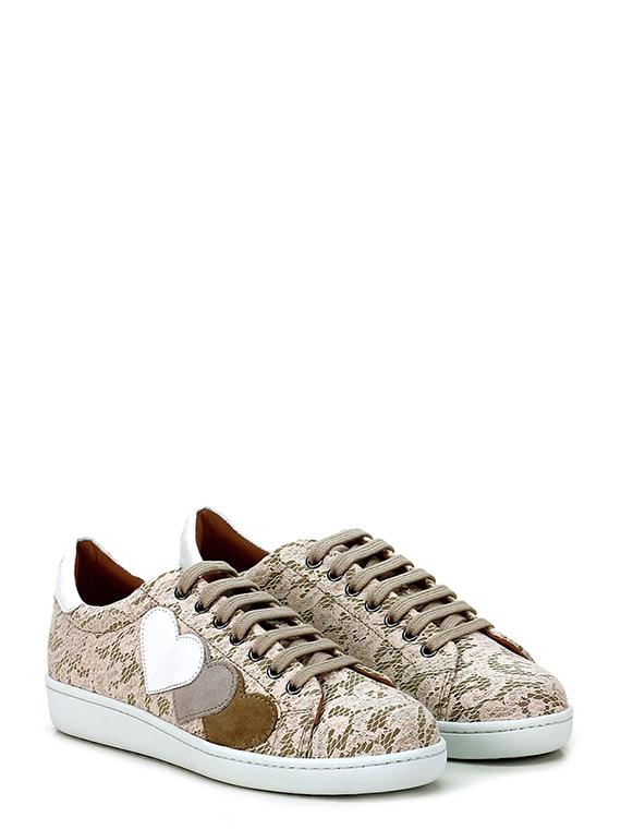 brand new d5d69 4463b Sneaker Rosa\sabbia Twin SET - Le Follie Shop