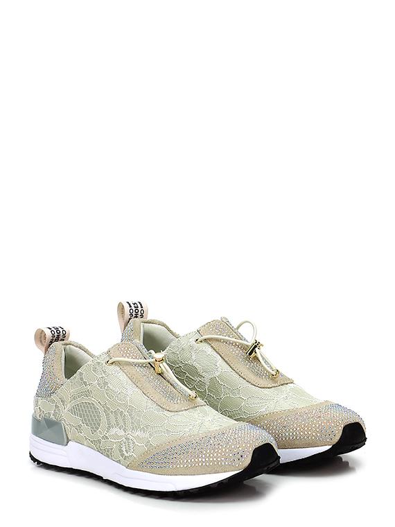 699cf4b12298a Sneaker Beige ecru` Liu.jo - Le Follie Shop