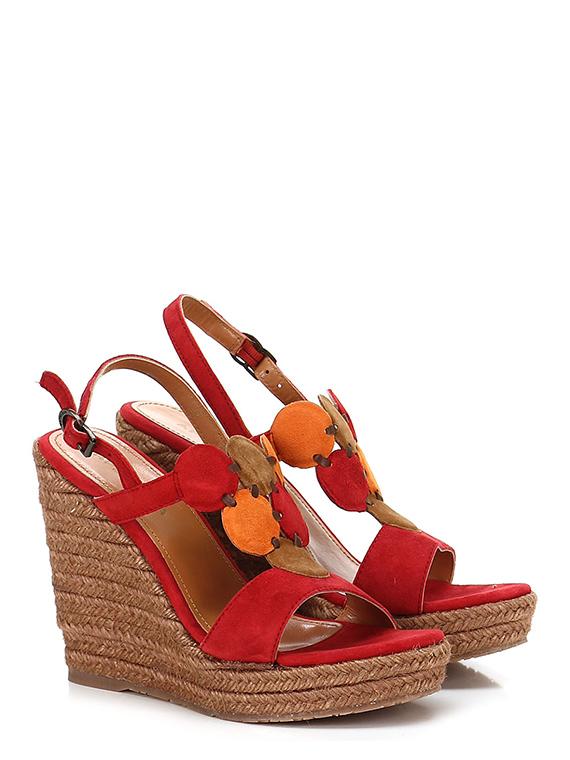 Apepazza Rosso Heel Sandal Descuento Del Distribuidor Geniue Gran Descuento En Línea Barata Sitios Web De Venta Baratos Toma De La Fábrica Precio Barato Salida Para La Venta HFo76Z