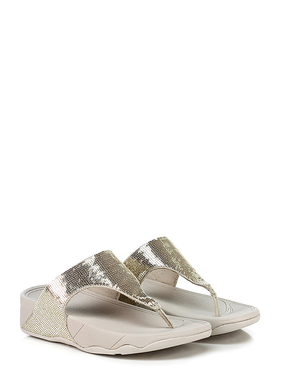 74fa893a0e96a9 Low sandal Gold Fitflop™ - Le Follie Shop
